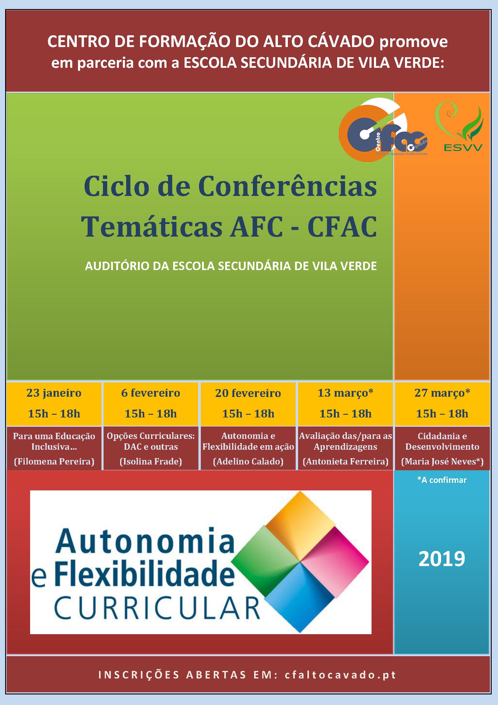Cartaz CFAC