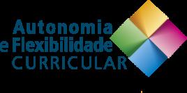 Logotipo da Autonomia e Flexibilidade Curricular