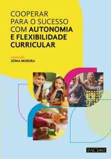 Capa do livro Cooperar para o Sucesso com Autonomia e Flexibilidade Curricular