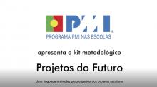 """Image relativa ao Kit metodológico """"Projetos de Futuro"""""""