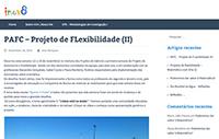 PAFC – Projeto de Flexibilidade (II)