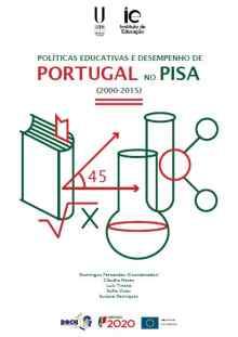 capa do livro Políticas Educativas e Desempenho de Portugal no PISA (2000-2015)