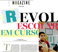 Revolução escolar em curso