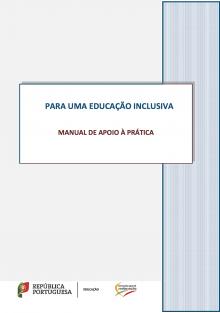 Para uma educação inclusiva - Manual de apoio à prática