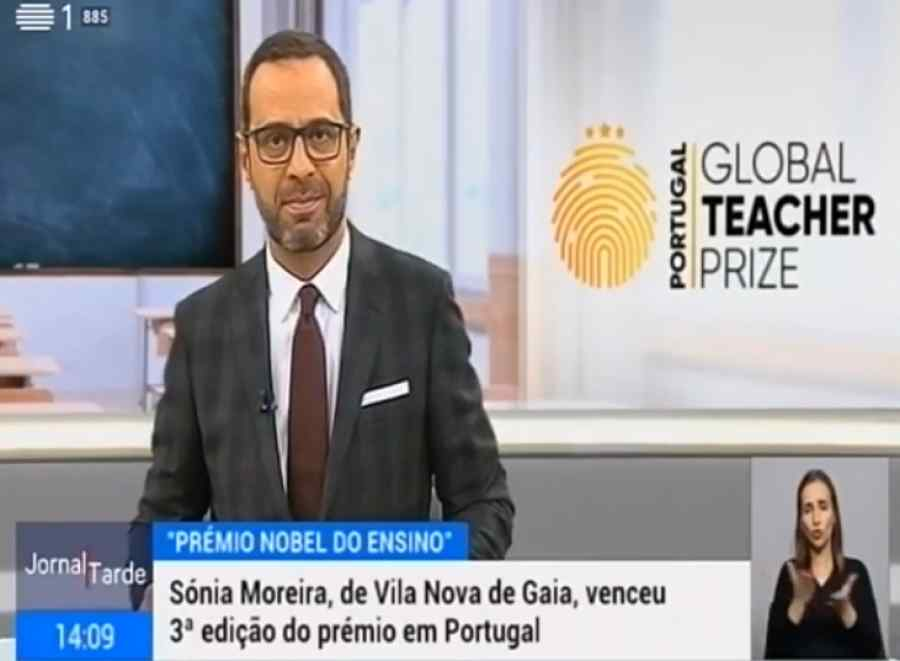"""Prémio nobel do ensino"""